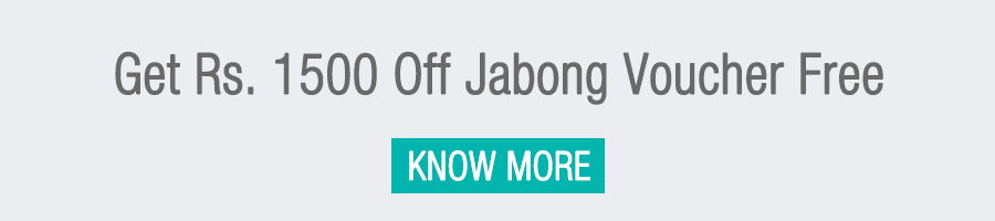 Jabong New User Offers
