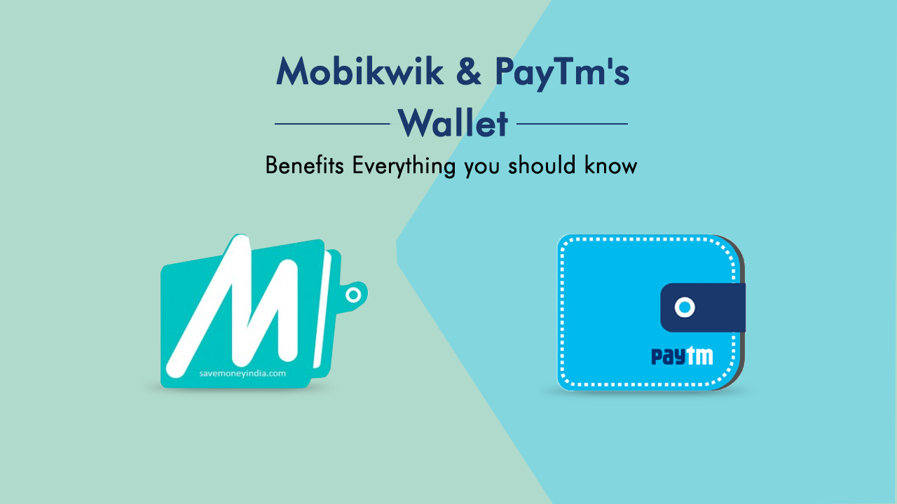 mobikwik paytm digital wallet