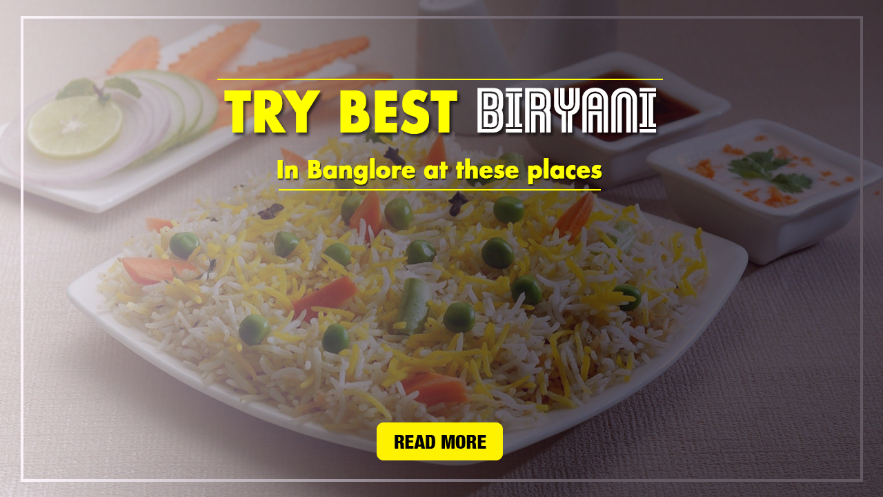 best places for biryani in bangalore