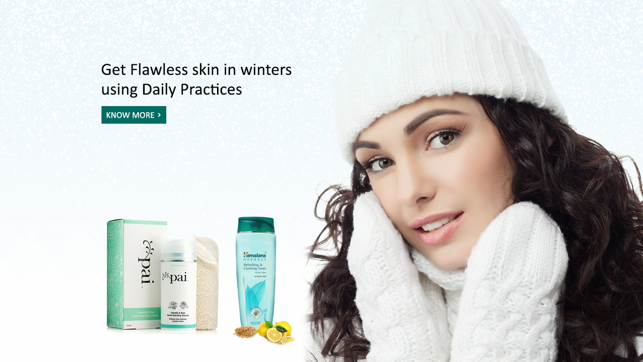 5 Winter Care tips for Flawless skin