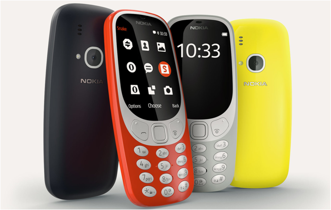 Nokia 3310 2017 New Launched Features