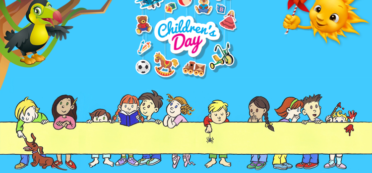 Exclusive Online Shopping Offers & Deals on Children's Day
