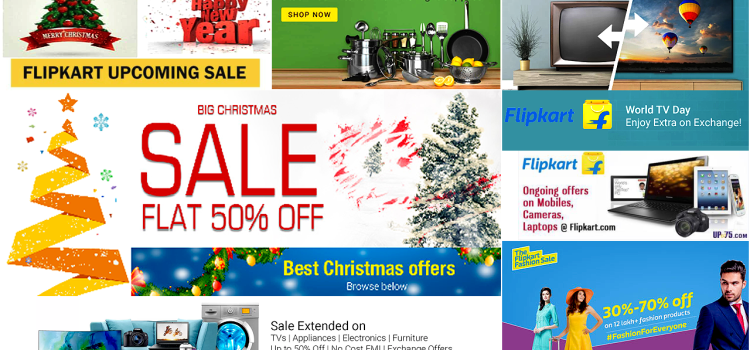A Quick Look at All of Flipkart's Upcoming Sale and What it Offers