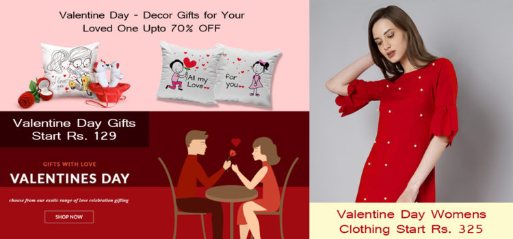 Best Deals & Gift Ideas for Valentine's Days