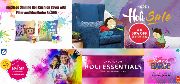 Everything You Need To know About The Festival Of Colors- Holi!