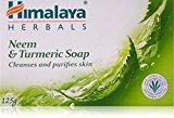 Himalaya Herbals Neem and Turmeric Soap, 125g