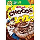 Kelloggs Chocos Whole Grain, 375g