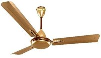 Orient Quasar 4 Blade Ceiling Fan(Golden Chocolate, Pack of 1)