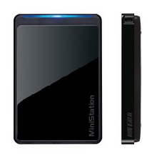 1TB Buffalo MiniStation Portable Hard Disk Rs. 3702 From SnapDeal.com
