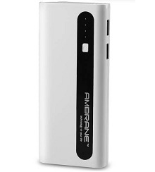 Ambrane P-1310 13000 mAh Power Bank Rs.879 From Groupon