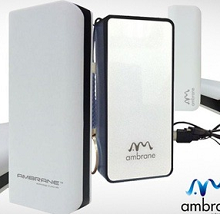 Ambrane Power Bank (2200Mah) Set of 2 Rs.284 From Groupon