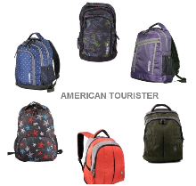 American Tourister Backpacks 50% OFF Starts Rs. 500 From FlipKart.com