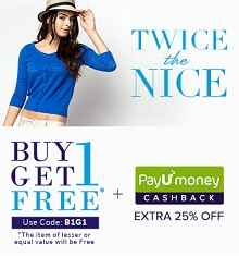 Americanswan Sale : Buy 1 Get 1 Free + Extra 25% Cashback by Payumoney