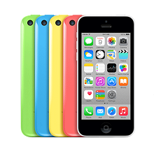 Apple Iphone 5C 8Gb [Green ,Yellow] Rs.19990 From Amazon.in