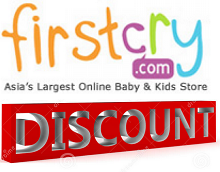 Baby & Kids Products Discount - Rs. 150 OFF On Rs. 300, Rs. 300 OFF On Rs..