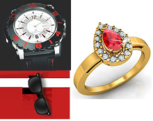 Bags, Sunglasses & Jewellery UPTO 84% OFF, Watches Flat 40% OFF
