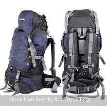 Bendly Rucksack Bag Rs.840 From Nearbuy.com