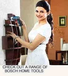 Bosch Skill Tools Upto 75% OFF Starts Rs.179 From Flipkart.com