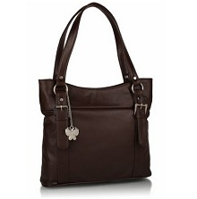 Butterflies Handbag (Brown) (BNS 0165) Rs.629 From Amazon.in