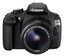 Canon EOS 1200D with 18-55mm + 55-250mm Lens, 8GB card and Carry Bag + Rs.1500 Amazon.in Gift Card Rs.27145 From Amazon.in