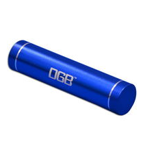 DGB Mustang PB-2400 Power Bank 2200mAh, blue Rs 315 From Infibeam.com
