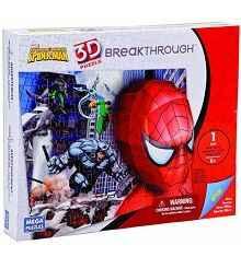 Disney Mega Bloks Breakthrough Spiderman Level 2 Rs.599 From Flipkart.com