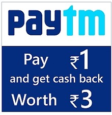 Dogspot - Rs.3 Paytm Wallet Balance just Rs.1