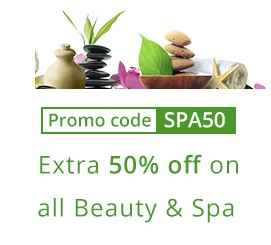 Extra 50% Off On ALL Beauty & Spa offers From Nearbuy