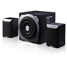 F&D A 520 2.1 Multimedia Speakers Rs. 1799 From Amazon.in