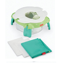 Fisher-Price 2-in-1 Portable Potty Rs.540 From Amazon.in
