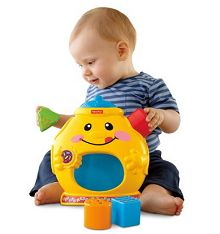 Fisher-Price Laugh and Learn Cookie Shape Surprise Rs.1099 From Amazon.in