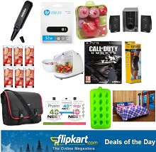 Flipkart Deal OF The Day - Toys & School Supplies Flat 70% OFF Starts Rs...