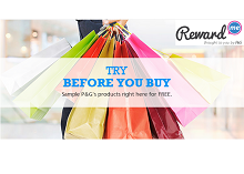 Free Sample of Pantene Shampoo, Olay & More Products From Rewardme