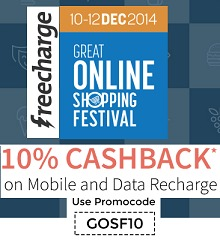 Freecharge coupons for dth recharge