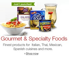 Gourmet & Specialty Foods Upto 53% OFF Starts Rs.19 From Amazon.in