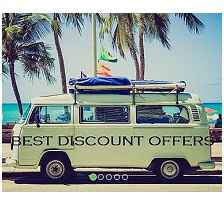 Groupon Travel Deals Upto 90% OFF + Rs. 1000 OFF on Rs. 2999 From Groupon