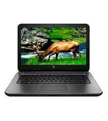 HP 240 K1C59PA Rs.21715    14 inch Core i3 ,RAM - 4GB, HDD - 500GB, Intel..