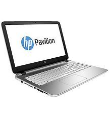 HP Pav15-p036TU Laptop 15.6 Inches Screen With Laptop Bag Rs.39999