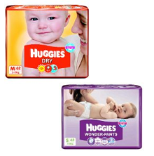 Best Selling Diapers Upto 50% OFF Starts Rs.64From Amazon.in