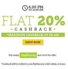 Kids Clothing Upto 70% OFF + Extra 20% Cashback using Payumoney