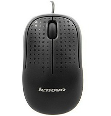 Lenovo USB optical mouse M110 Rs.235 From Amazon.in