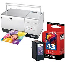 Lexmark Printer + Cartridge Rs.1449 From Groupon.co.in