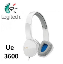 Logitech Ultimate Ear UE3600 Headphones with Mic Rs. 1150 From Amazon.in