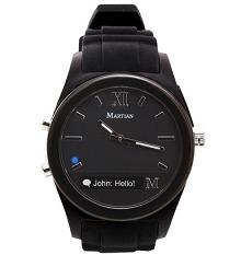 Martian Notifier Smart Watch Rs. 4995 From Flipkart.com