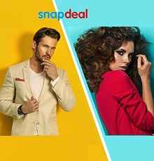 Men's  & Women's Clothing Flat 70% OFF From Snapdeal