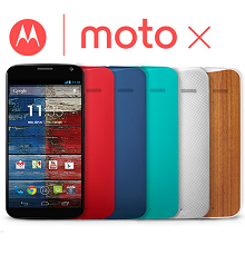 Motorola Moto X 16GB Rs.16174 From Flipkart.com