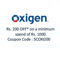 Shopclues Oxigen Wallet Offer - Rs. 200 OFF on Minimum Purchase of Rs.1000 or More