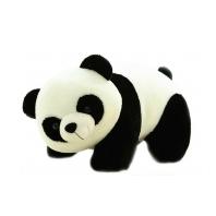 Tickles Black,White Panda Stuffed Soft Plush Toy Love Girl 40 cm Rs.349