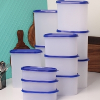 Tallboy Mahaware Space Saver Container 12Pc Combo Set Rs.569