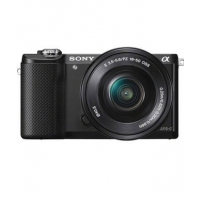 Sony ILCE-5000L (With SELP1650 Lens) 20.1 MP Mirrorless Camera Rs.27890